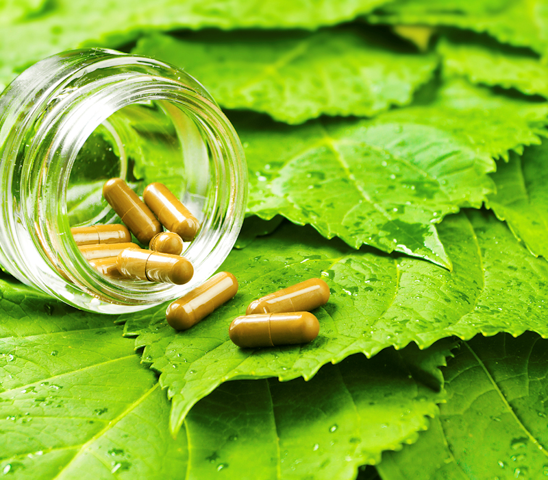 Natural treatments and therapies